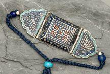 Boho, tribal bracelets