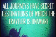 Travelling / Inspiration