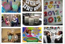 New Year's Party, Decor, crafts, Recipes / by Eliza Ferree - The Life of a Home Mom