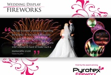 Personalise Your Wedding Fireworks Display / Launch your future together in a unique and personalised way. Create an unforgettable moment and tailor your wedding fireworks display by adding some of these optional extras. http://www.weddingdisplayfireworks.co.uk/optional-extras/
