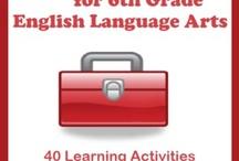 6th grade English