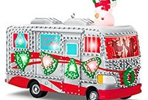 RV and Camping Ornaments