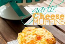 Recipes-Savory Muffins, Scones & Biscuits / Savory Muffins, Scones & Biscuits