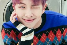 Kim Namjoon (RM) / Pictures of our God of destruction
