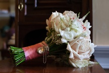 wedding bouquets and decorations