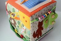 кубик для детей