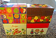Vintage Recipe Boxes / by More Than McCoy