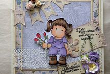 scrapbookingcards I made! / What I like about scrapbooking