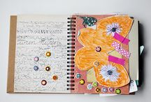 Smash journals / by Michelle Stacy Davidson