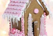 GINGERBREAD HOUSE / by Sharon Tendler Vitullo