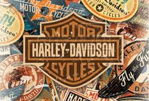 Harley Davidson Motosikletler
