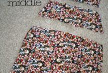 oblečení - úpravy, recyklace