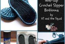 crochet slips