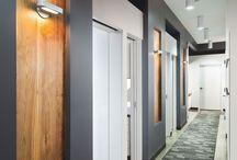 Commercial Hallways