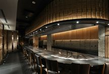 Interiors - Bars/Restaurants / by Lisa Cavera