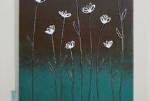 Canvas schilderen