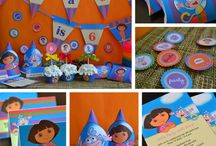 Dora party / by Vivandi Rules