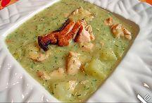 Suppen / Kartoffelsuppe