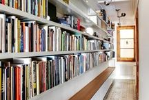 Home Decor - Bookshelf/Library