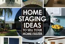 Home Staging Ideas / Home Staging Ideas ~ Sell Homes with Home Staging ~ Interior design ~ Simple Home Decorating ~
