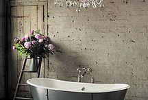 Bathrooms / by Paula Helfrich
