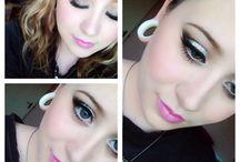 Makeupbyashh. / All makeup by me