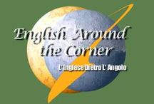 English Around the Corner / English Around the Corner is a tutoring office in Italy that specializes in teaching English as a second language. All levels are welcome. Private/group, correcting homework, whatever you need. We also translate for businesses or individuals.