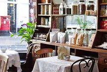 Tea Room Dreams