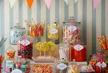 lolly table wedding