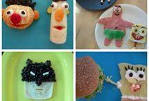 Fun Food for Kids / by J Z