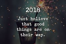 2018 - new year, new goals