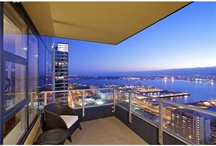 Downtown San Diego Penthouses / Some of downtown's best penthouses currently listed for sale.