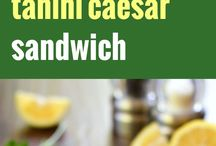 Foods — Sandwiches and Wraps