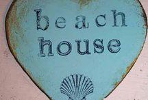 Beach and beach cottage / Coastal living