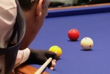3-Cushion billiards / My personal picks for the best billiard game in the world.