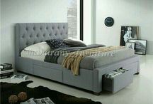 bed / tempat tidur / set kamar