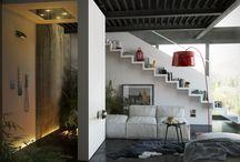 CARIMALI - Design Shower Space / Calflex lancia la nuova linea CARIMALI che, grazie al Design moderno e al Made in Italy, trasforma gli articoli di arredo bagno in veri e propri elementi di arredo per tutta la casa.