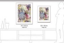 Limited Edition Art Prints Available / beautiful, Stylish and Affordable Giclee Prints available from the artist. Selected artworks for sale as limited edition, giclee prints on 100% cotton Rag paper, engineered to give you the highest colour saturation and resolution possible. All of the prints are personally numbered, signed and titled by the artist and are images from original artworks painted by hand in the studio. You can see what's available here: http://gabriellejones.com.au/prints/. Contact me to secure yours!