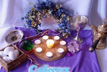 Ostara Easter Spring Equinox / Ostara Easter Spring Equinox / by Alexis Elizabeth