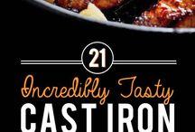 cast iron eats