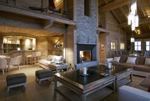 Chalet Razzie, Courchevel 1850 / We love the sophisticated, high end vibe of Chalet Razzie where you can take luxury lifestyle for granted. Kids and the young-at-heart will appreciate the dedicated games room with both table tennis and snooker on offer.