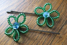 Handcrafted Hair Accessories / by Betty C