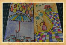 Brigit's Art of the Day / Drawings & Paintings