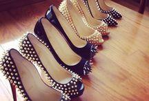 Fancy Footwear / by Terri Mino