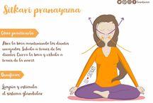 Respiraciones yoga