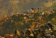 Darjeeling / Locations in West Bengal