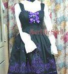 Lolita closet / My dresses <3