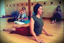 Bienestar / Práctica de asanas, respiración, relajación, cuerpo y mente.
