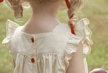 pigtails. / by Elizabeth Howell