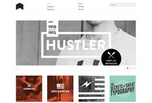 Web / Design ideas